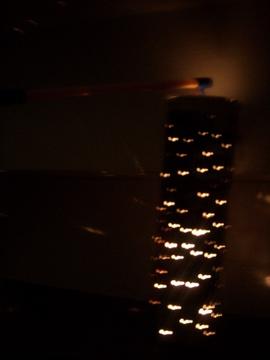 Blogfoto lampion van Pringles