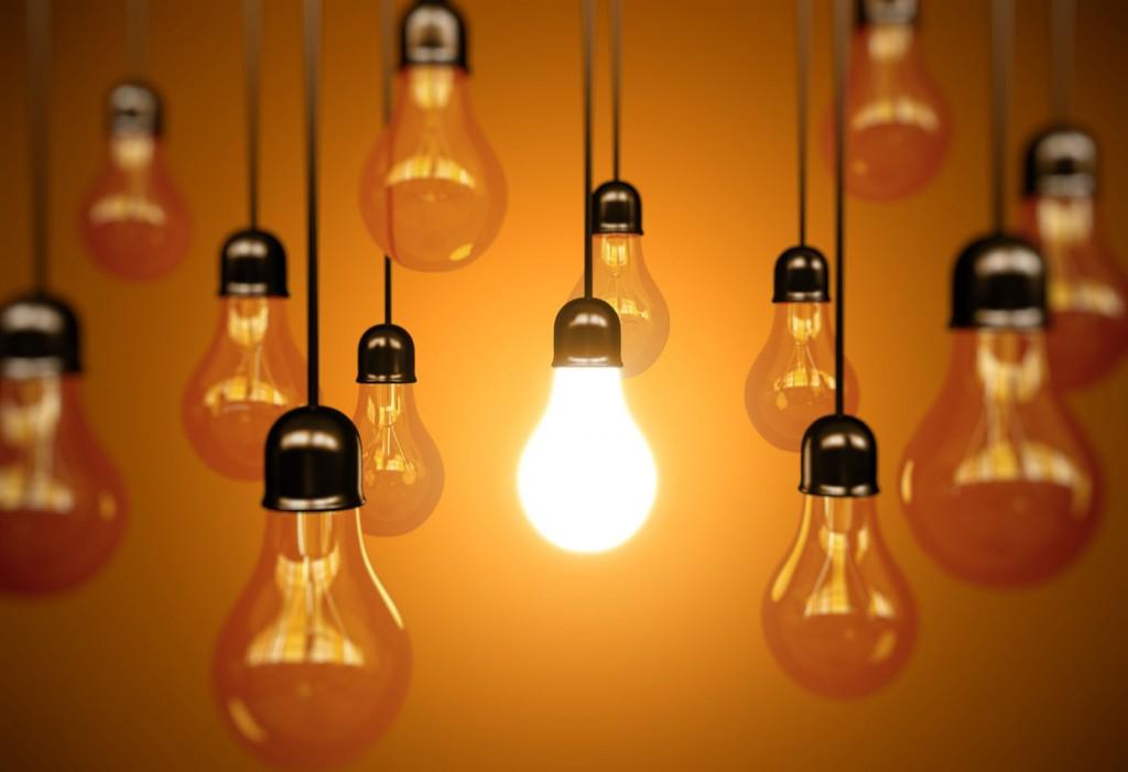 Blogfoto lamp