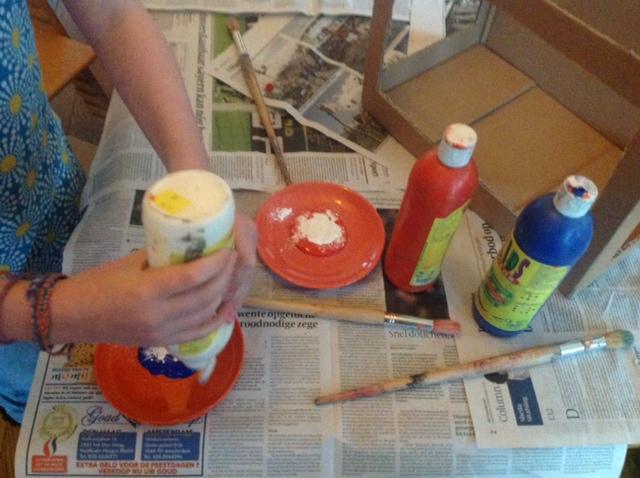 Blogfoto surprise knutselen
