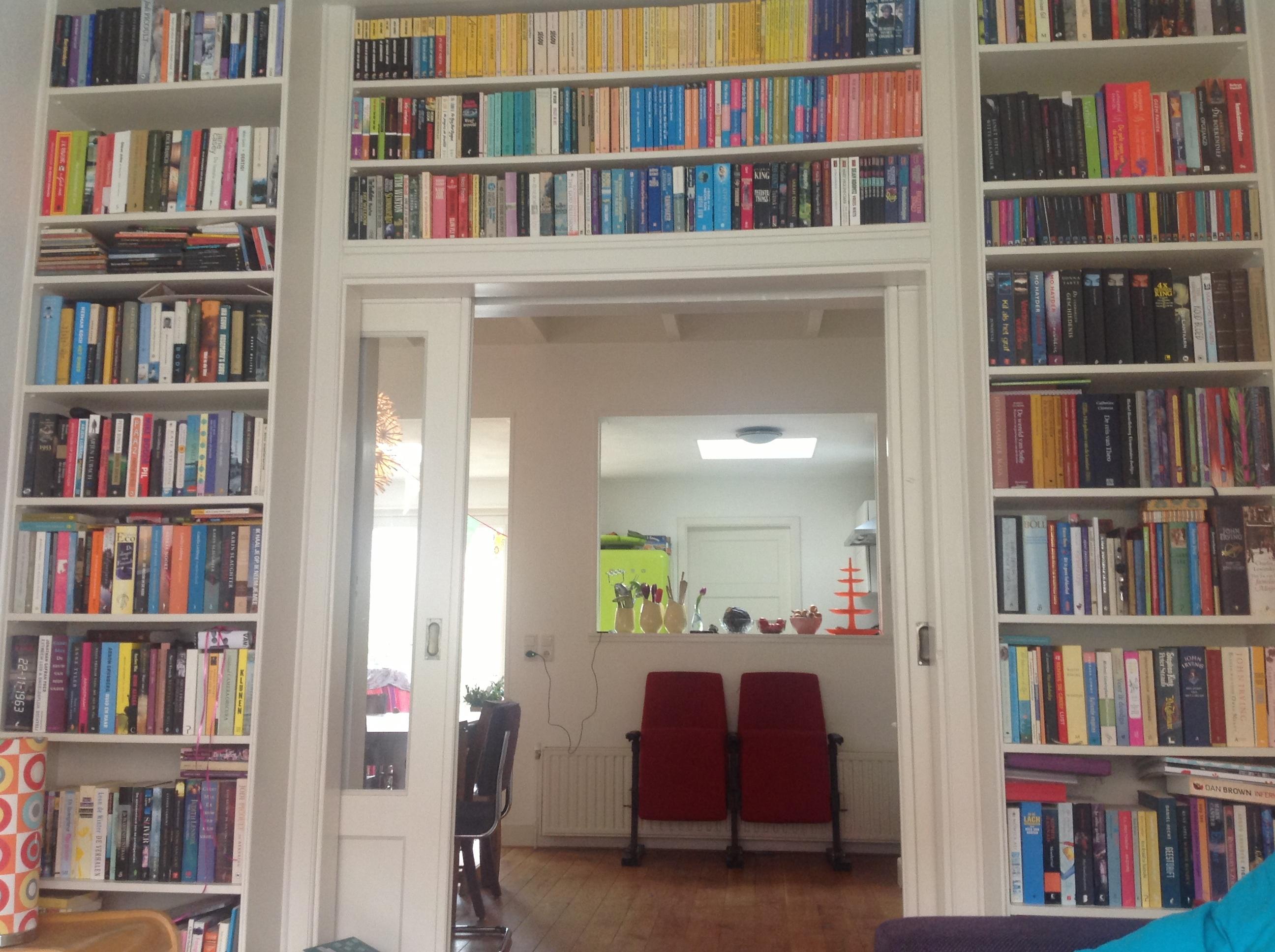 Boekenkast dilemma – Margje